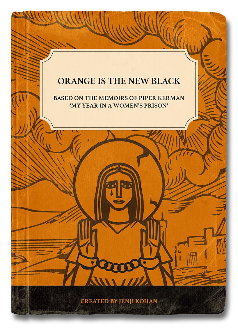 Orange Is The New Black Vintage Book - Climadoor