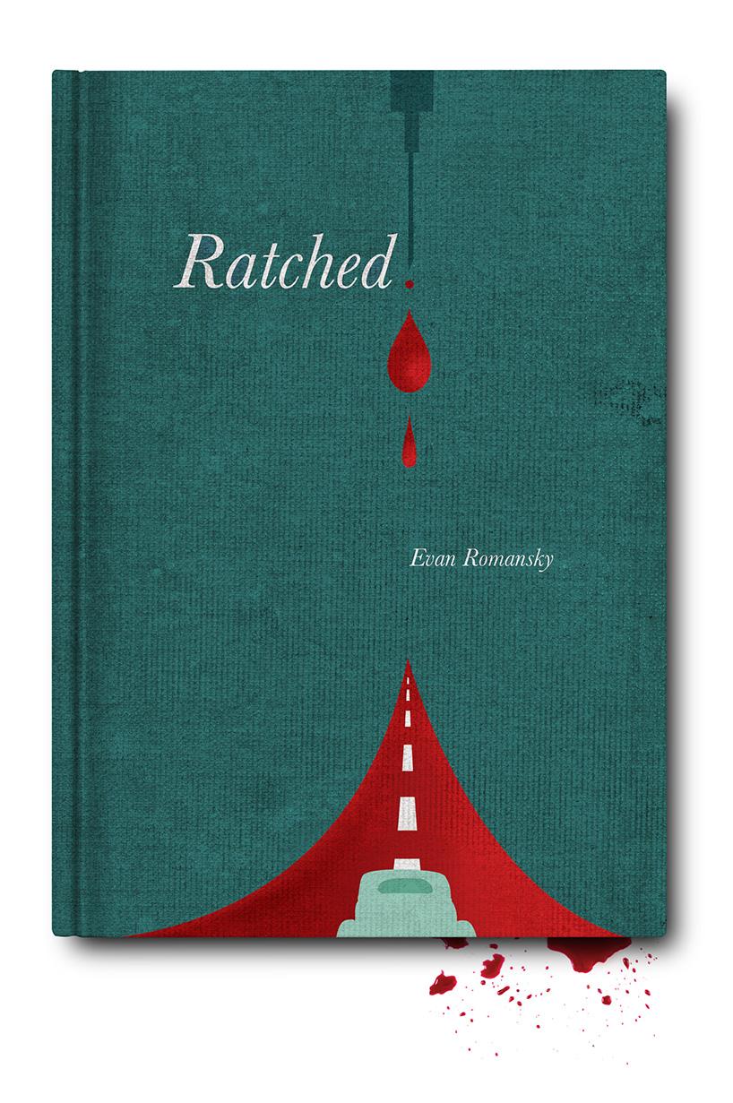 Ratched Vintage Book - Climadoor