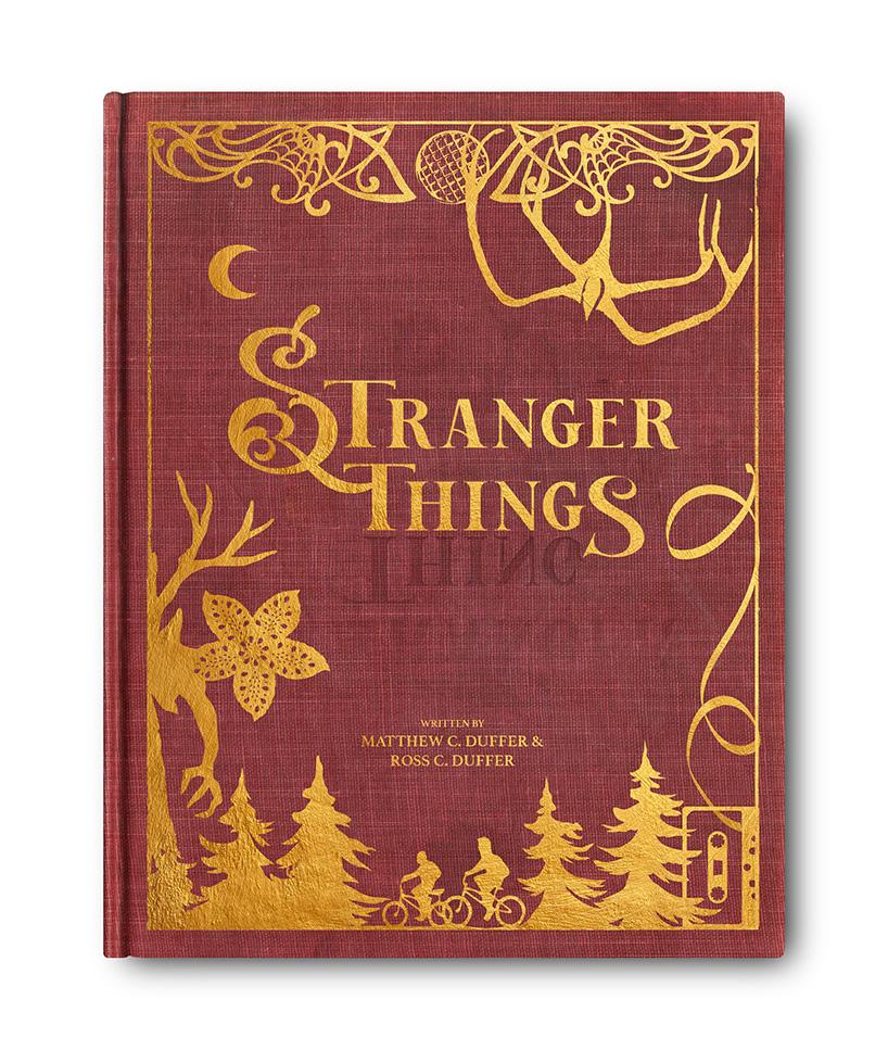 Stranger Things Vintage Book - Climadoor
