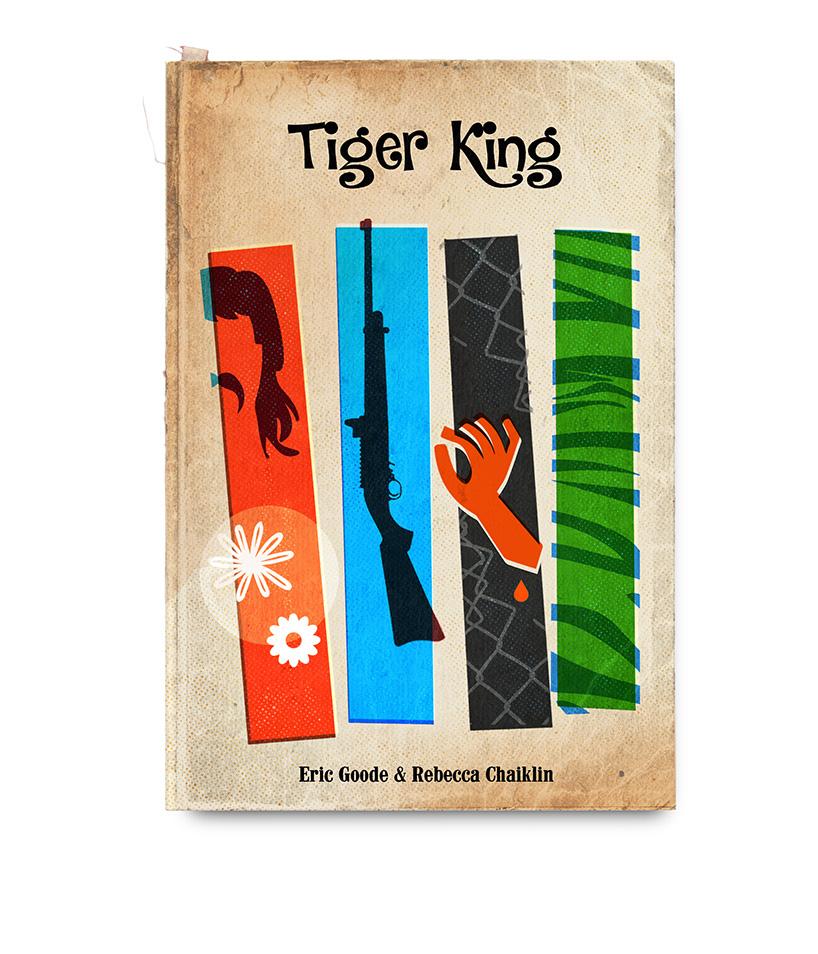 Tiger King Vintage Book - Climadoor
