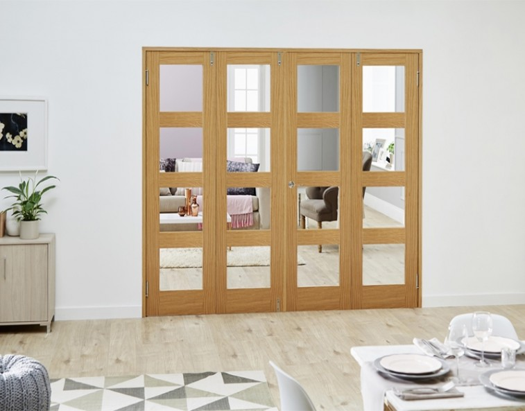 painted-french-folding-doors